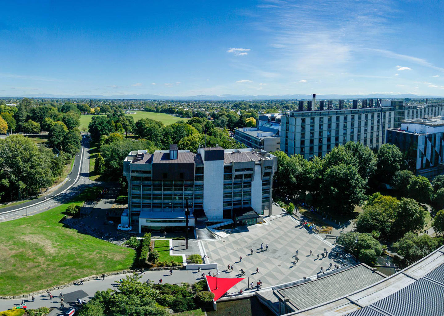 Info Kuliah di University of Canterbury New Zealand