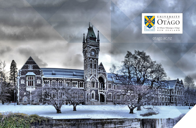 Kuliah di University of Otago New Zealand