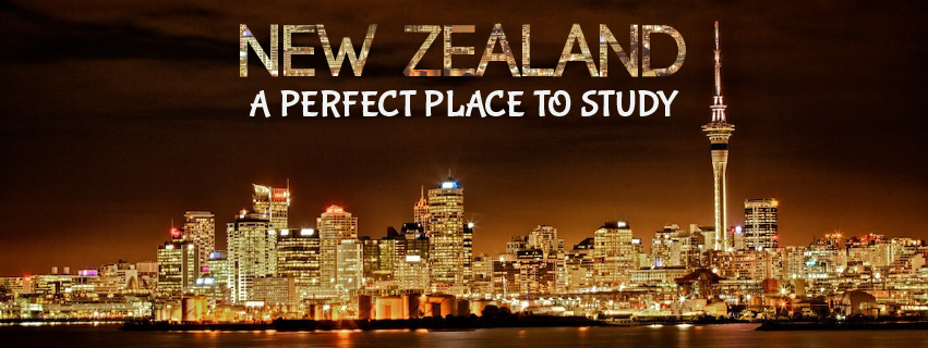 New Zealand A perfect Place To Study