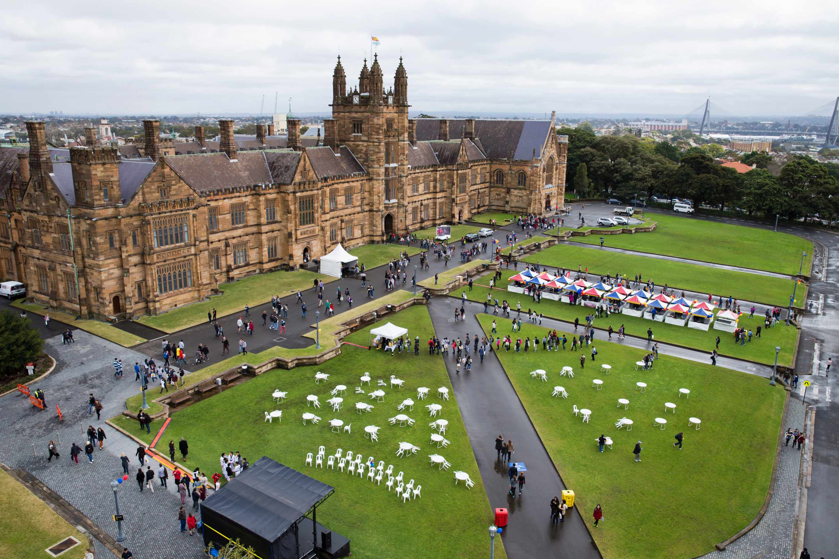 Syarat Masuk Kuliah di The University of Sydney