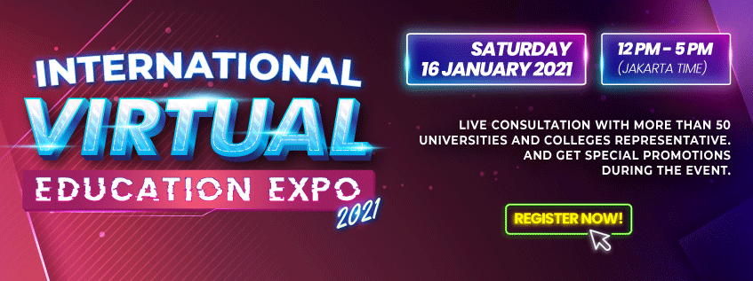 International Virtual Education Expo 2021