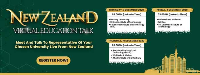 New Zealand Virtual Education Talk