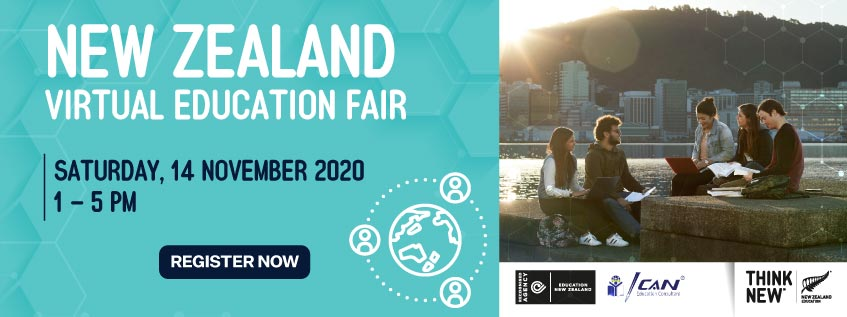 New Zealand Virtual Education Fair 2020